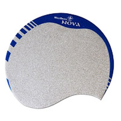коврик для мыши Nova Microptic+ Luxe Silver