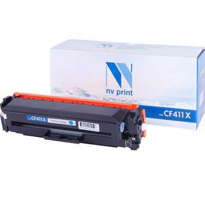 картридж NV Print CF411X