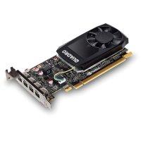 Видеокарта nVidia Quadro P1000 4Gb VCQP1000-BLS