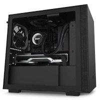 Корпус NZXT H210 Black