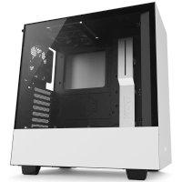 Корпус NZXT H500 White-Black