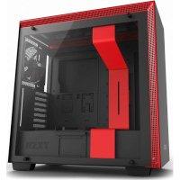 Корпус NZXT H700 Black-Red