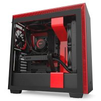 NZXT H710 Black-Red