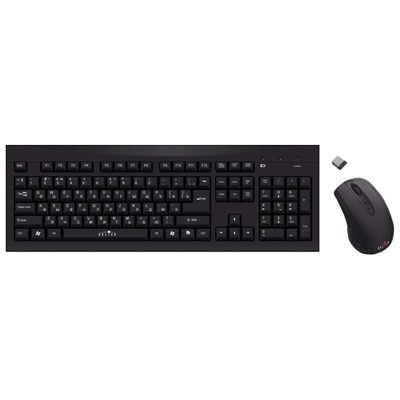 клавиатура Oklick 210M