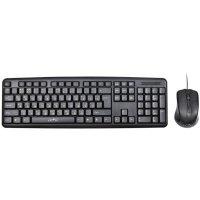 Клавиатура Oklick 600M Black MK-5330