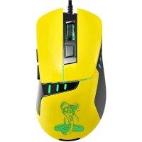Мышь Oklick 865G Black-Yellow