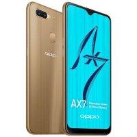 Смартфон Oppo AX7 3-64GB Gold