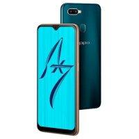 Смартфон Oppo AX7 3-64GB Green