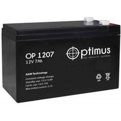 батарея для UPS Optimus OP1207