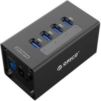 Разветвитель USB Orico A3H4-BK
