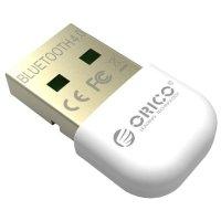 Bluetooth адаптер Orico BTA-403 White