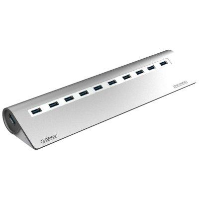 разветвитель USB Orico M3H10-SV