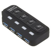 Разветвитель USB Orient BC-306PS