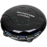 Разветвитель USB Orient BC-310