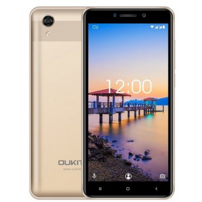 смартфон Oukitel C10 Gold