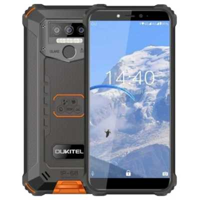 смартфон Oukitel WP5 4-32GB Black-Orange