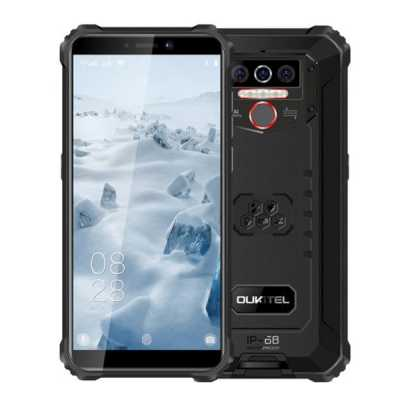 смартфон Oukitel WP5 Pro Black