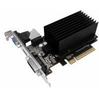 Palit nVidia GeForce GT 710 Silent LP 2Gb NEAT7100HD46-2080H