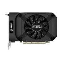 Видеокарта Palit nVidia GeForce GTX 1050 Ti StormX 4Gb NE5105T018G1-1076F