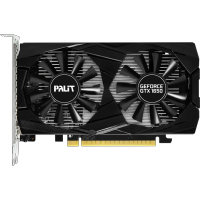 Видеокарта Palit nVidia GeForce GTX 1650 Dual OC 4Gb NE51650T1BG1-1171D