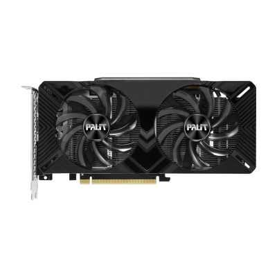 видеокарта Palit nVidia GeForce GTX 1660 Dual 6Gb NE51660018J9-1161C