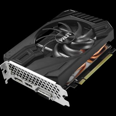 видеокарта Palit nVidia GeForce GTX 1660 StormX OC 6Gb NE51660S18J9-165F