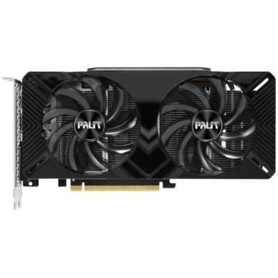 видеокарта Palit nVidia GeForce RTX 2060 Dual 6Gb NE62060018J9-1160A-1