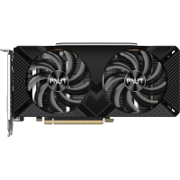 Видеокарта Palit nVidia GeForce RTX 2060 Super Dual 8Gb NE6206S018P2-1160A