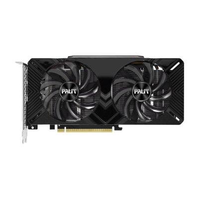 видеокарта Palit nVidia GeForce RTX 2070 Dual 8Gb NE62070018P2-1160A
