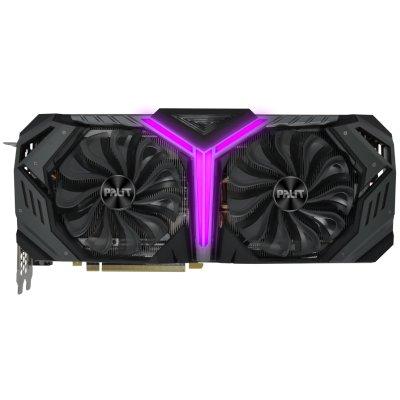 видеокарта Palit nVidia GeForce RTX 2080 Super GameRock Premium 8Gb NE6208SH20P2-1040G