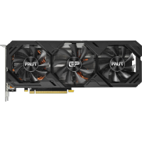 Видеокарта Palit nVidia GeForce RTX 2080 Super GamingPro OC 8Gb NE6208SS19P2-180T