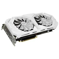Видеокарта Palit nVidia GeForce RTX 2080 Super White GameRock Premium 8Gb NE6208SH20P2-1040W