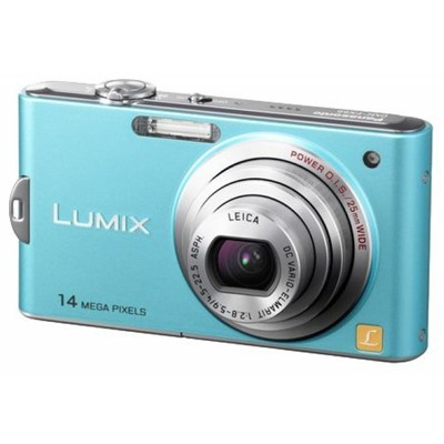 фотоаппарат Panasonic DMC-FX66EE-A