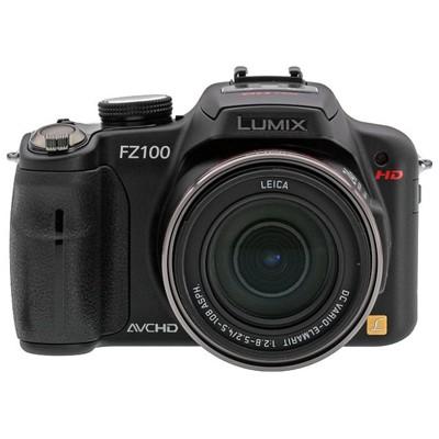 фотоаппарат Panasonic DMC-FZ100EE-K
