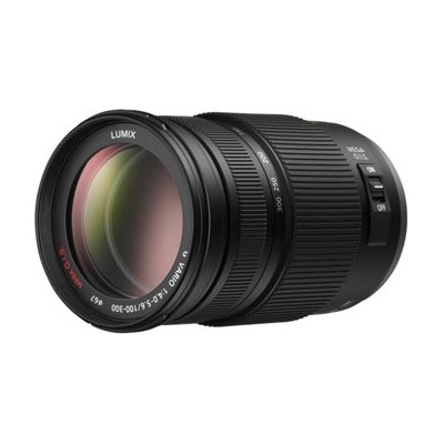 объектив Panasonic H-FS100300E