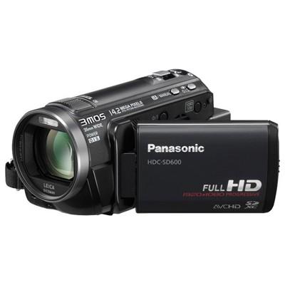 видеокамера Panasonic HDC-SD600EE-K