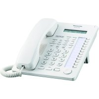 Системный телефон Panasonic KX-AT7730-W
