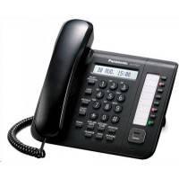 Системный телефон Panasonic KX-DT521RU-B