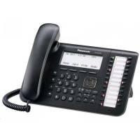 Системный телефон Panasonic KX-DT546RU-B