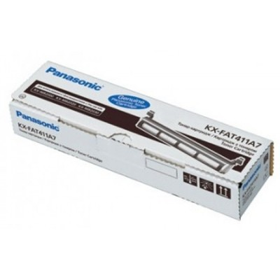 тонер Panasonic KX-FAT411A/E