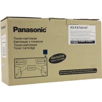 тонер Panasonic KX-FAT431A7D