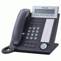 IP телефон Panasonic KX-NT343RU-B