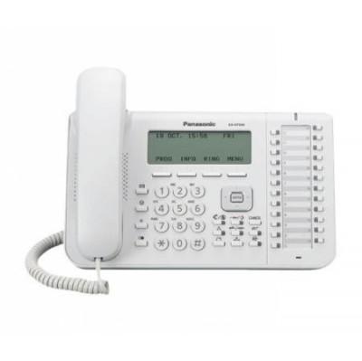 IP телефон Panasonic KX-NT546RU-W