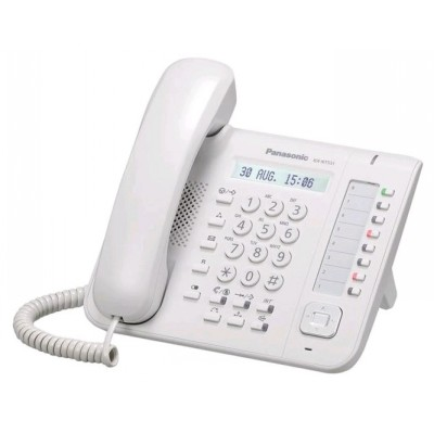 IP телефон Panasonic KX-NT551RU-W