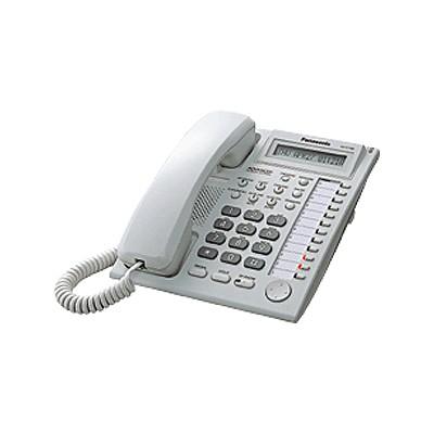системный телефон Panasonic KX-T7730RU-W
