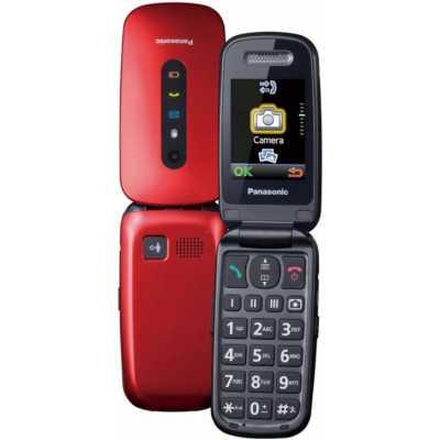 мобильный телефон Panasonic TU456 Red