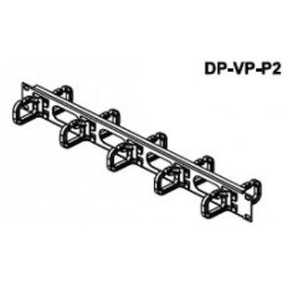 кабельный организатор Conteg DP-VP-P2