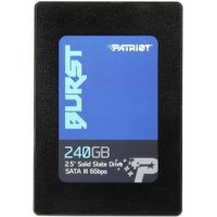 SSD диск Patriot Burst 240Gb PBU240GS25SSDR