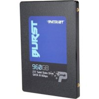 SSD диск Patriot Burst 960Gb PBU960GS25SSDR