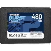 SSD диск Patriot Burst Elite 480Gb PBE480GS25SSDR